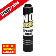 No Nonsense Expanding Foam Gun Grade 750ml